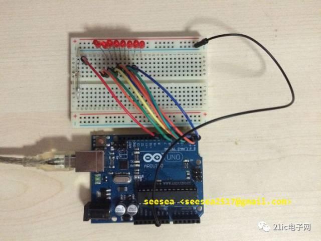 Arduino点灯玩成这样,也是没谁了