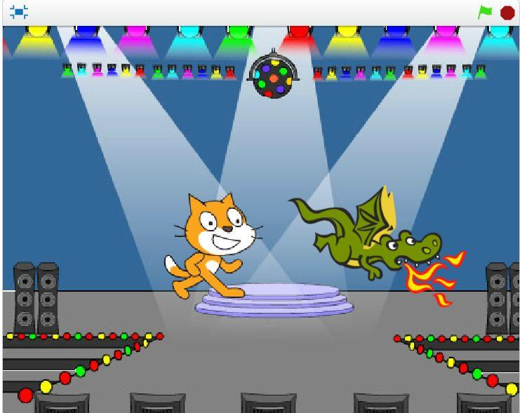 Scratch免费教程第1课:开始使用Scratch!—青少编程(11)