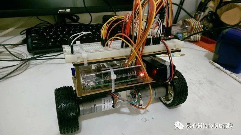遥控车系列课程:自制Raspberry Pi 两轮自平衡车