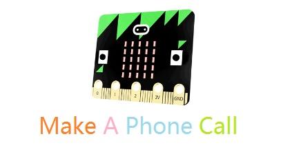 micro:bit项目:请输入你的手机号码?