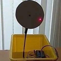Arduino版雷射枪打靶游戏