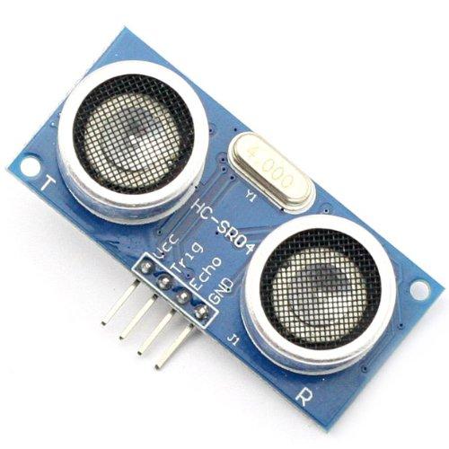 第10课 超声波测距模块的使用