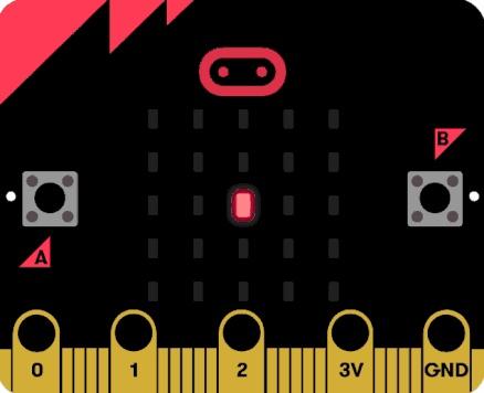 Micro:bit 重力控制水平仪