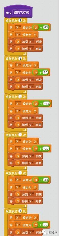 Scratch 数学计算第二课 快乐飞行棋