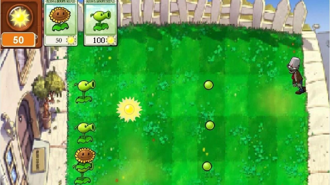 少儿编程Scratch第11讲:植物大战僵尸(1)
