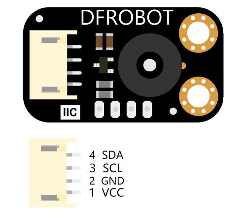 Arduino温度湿度传感器-IR Thermometer Sensor-MLX90614 红外温度传感器