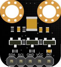 Arduino颜色传感器-颜色识别挥手传感器模块
