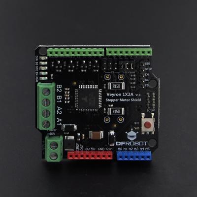 Arduino步进电机驱动-步进电机驱动扩展板(TMC260)