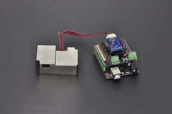 Arduino气体传感器-PM2.5激光粉尘传感器