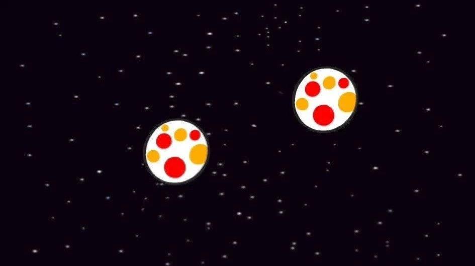一起学Scratch第五课:碰撞的小球