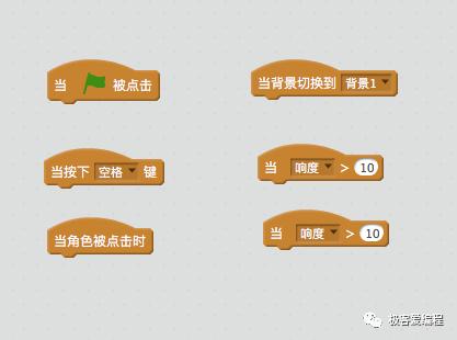 Scratch基础教学|第三课:Scratch基本组件概览
