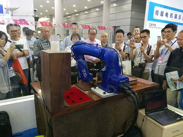 ROS探索总结-29.功夫茶机器人项目总结