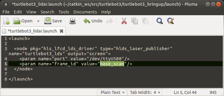 Turtlebot3-waffle_pi入门教程-实现跟随