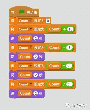 Scratch 基础教学|第十一课: Scratch基本组件之运算类功能块详解