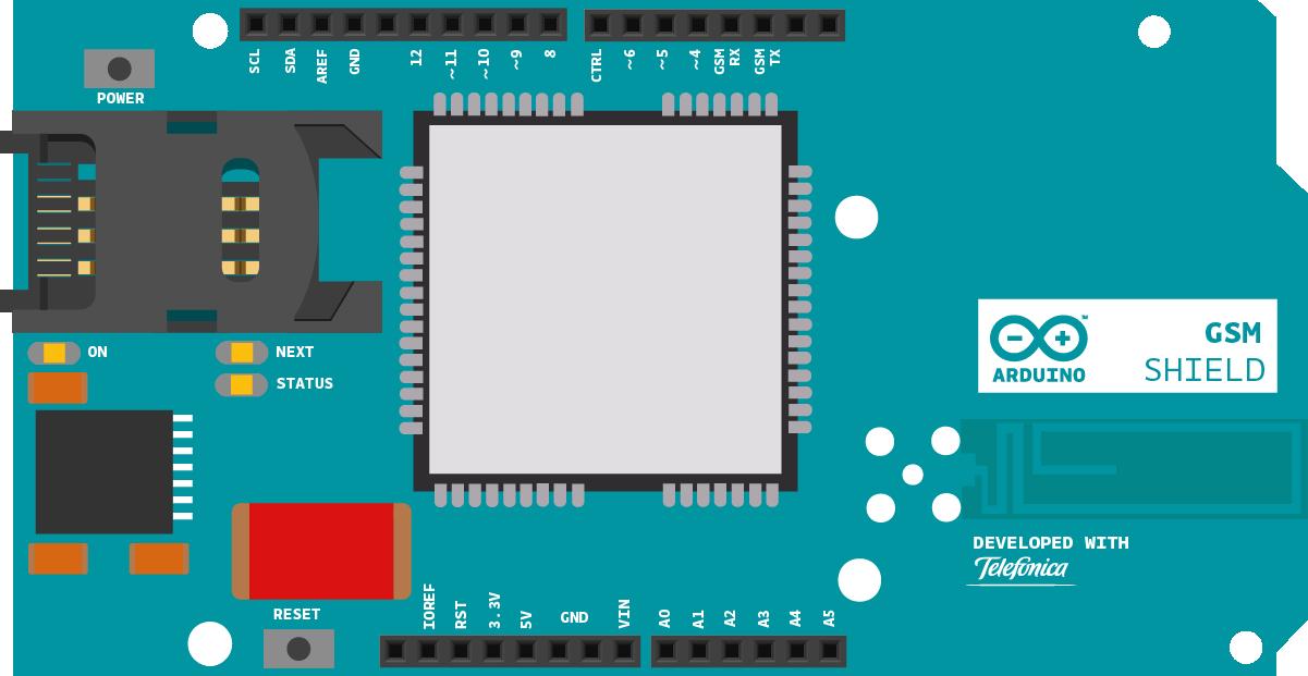 Arduino库教程-GSM-Gsm Web Server