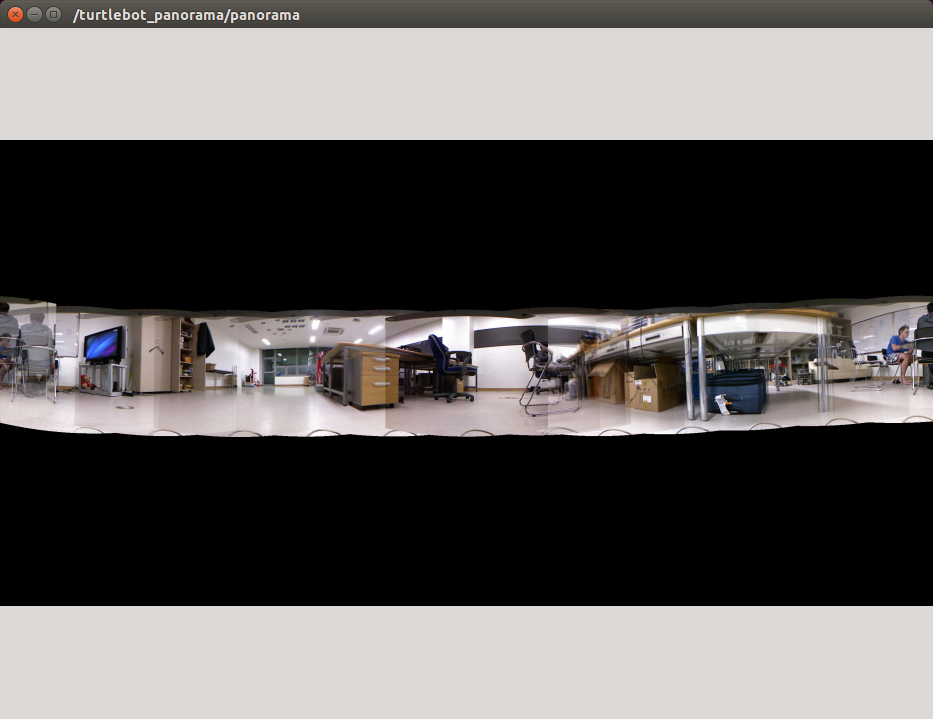 Turtlebot与Android-利用Turtlebot Panorama App制作全景图