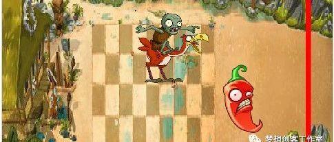 【scratch中级教程】第四课:火爆辣椒与僵尸赛跑