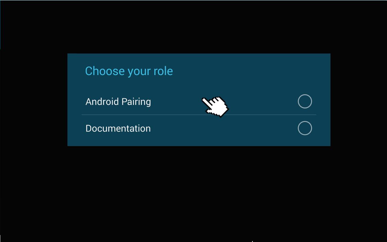 Turtlebot与Android-利用Turtlebot Follower App启动自动跟随