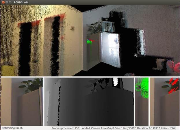 ROS探索总结-30.3D地图建模