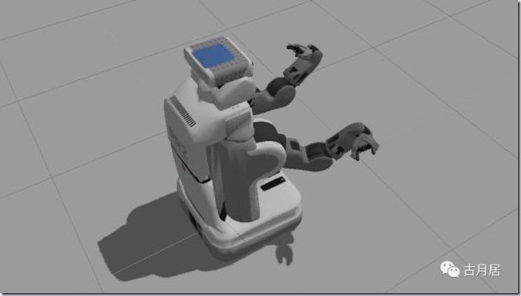 ROS探索总结-46.ROS机器人实例 (PR2)