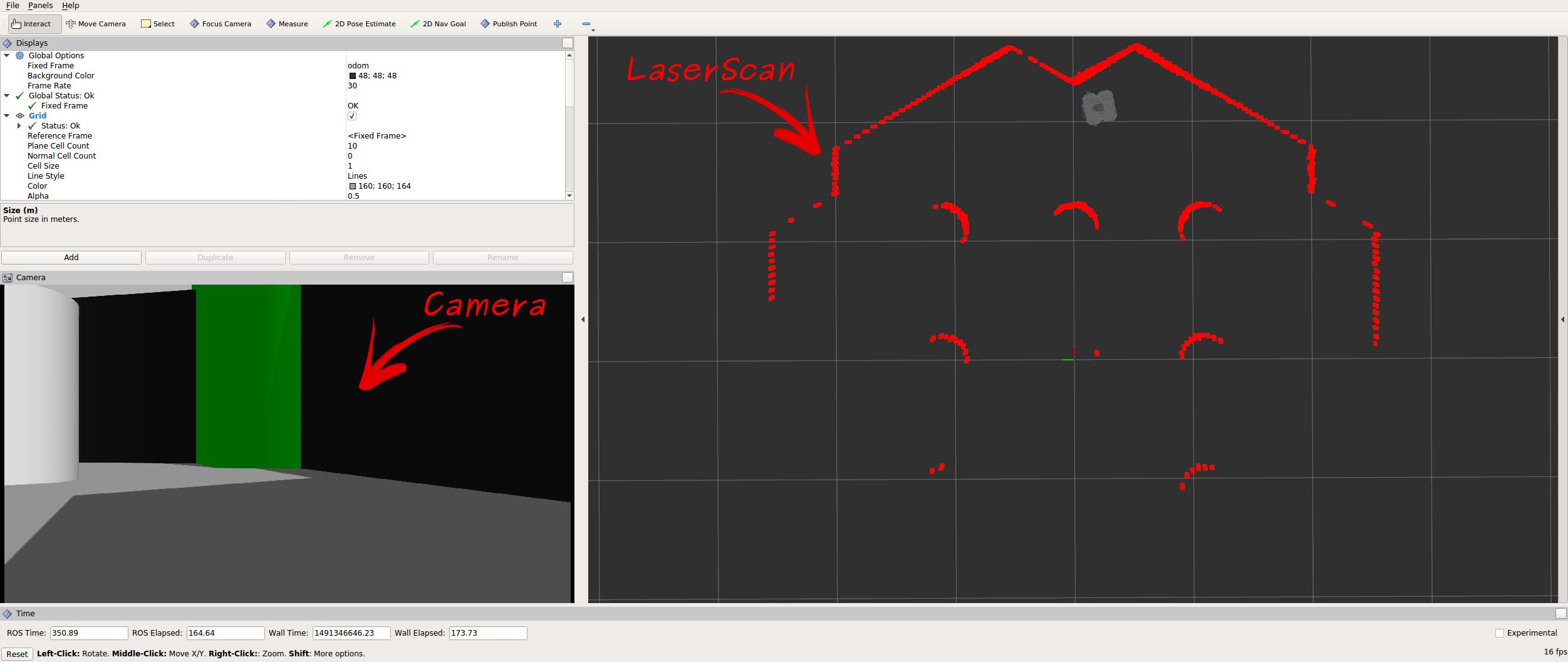 Turtlebot3与仿真-仿真环境搭建(kinetic版)
