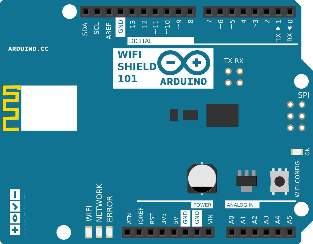 Arduino库教程-WIfi无线扩展块101-UDP NTP Client