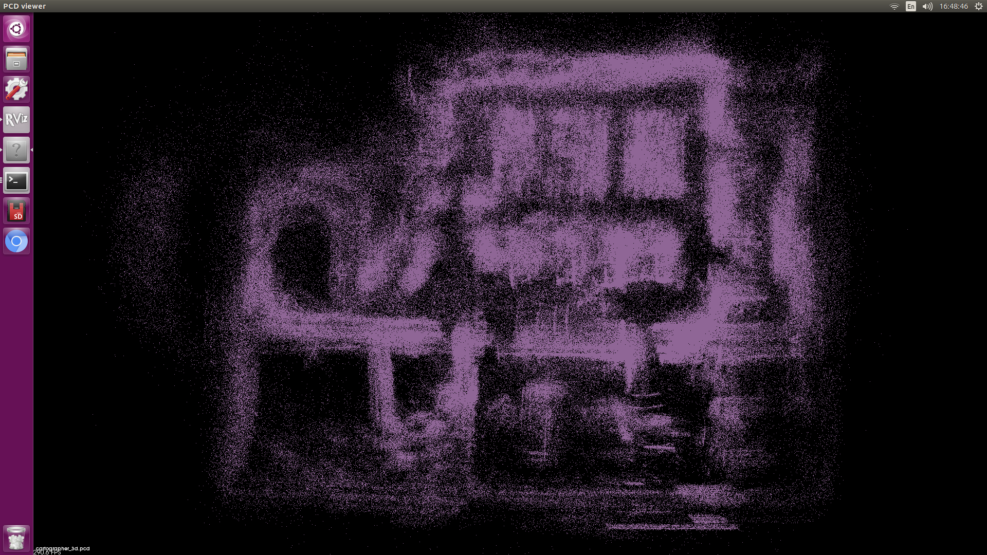 Turbot-SLAM入门教程-实现cartographer 3D建图(多线雷达rslidar