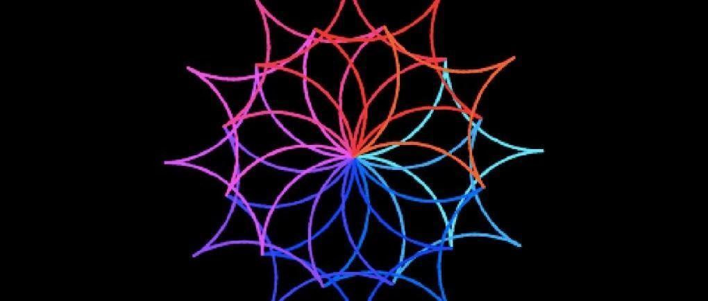 Scratch·爱编程的艺术家|9星芒与太阳