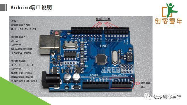 陪孩子一起学Arduino第12课-呼吸灯02