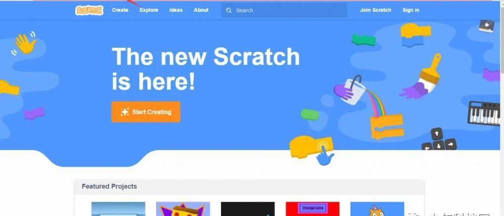 Scratch 3.0官网介绍及在线编辑器的使用