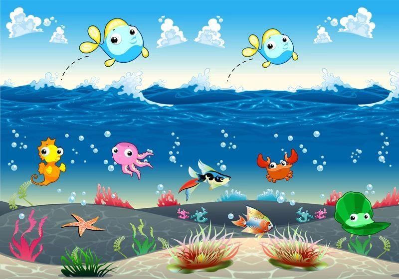 趣味编程Scratch第九讲:海底世界之淘气的海星