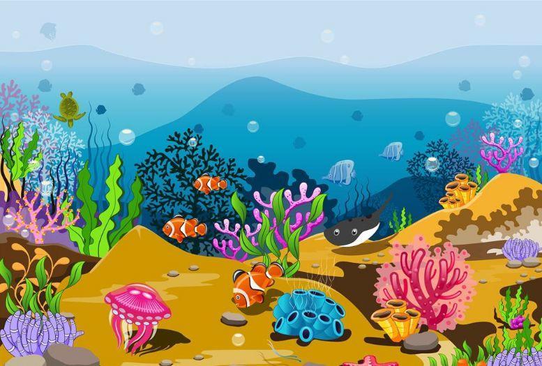 趣味编程scratch第十课 海底世界最终版