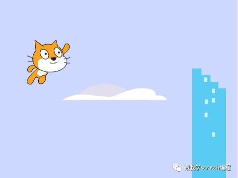 趣味编程Scratch第三讲:让我们飞起来