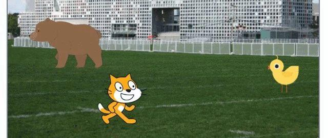 Scratch案例课程第1课-任务拓展