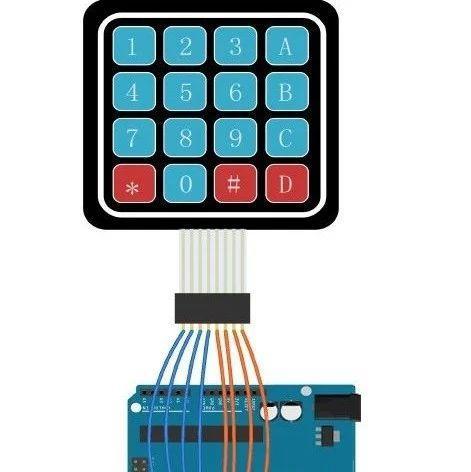 【Arduino教程】第十九讲:薄膜按键实验