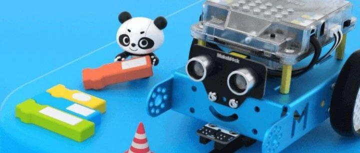 Scratch:动起来吧,机器人!