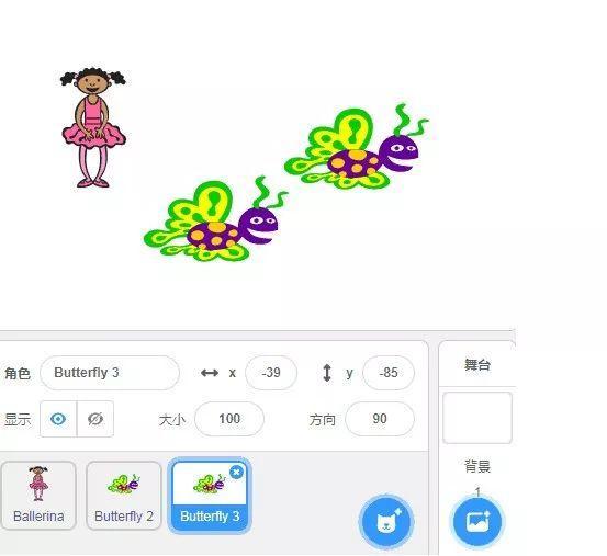 【Scratch入门课程】第6课增加、复制、删除角色