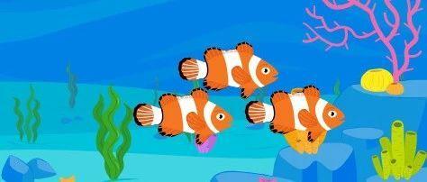 Scratch的进阶课程-小鱼成长记