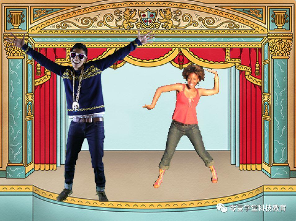 跟我一起学编程—《Scratch编程》第9课:舞蹈跳起来