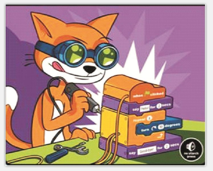 创意计算|入门课(6)猫抓老鼠