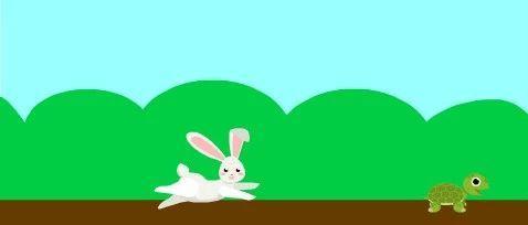Scratch2.0教材(2)——龟兔赛跑