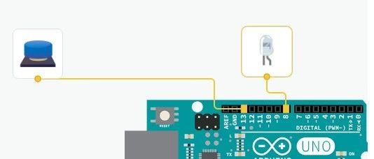 Arduino入门教程05:按键开关灯