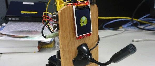 机器人课程系列:树莓派实时口译机器人