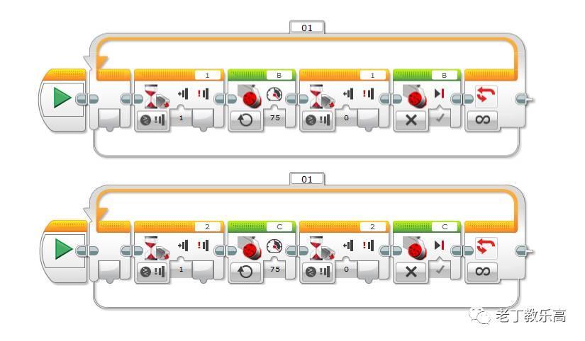 "【EV3基础 第七课】最简单也最""困难""的传感器。"
