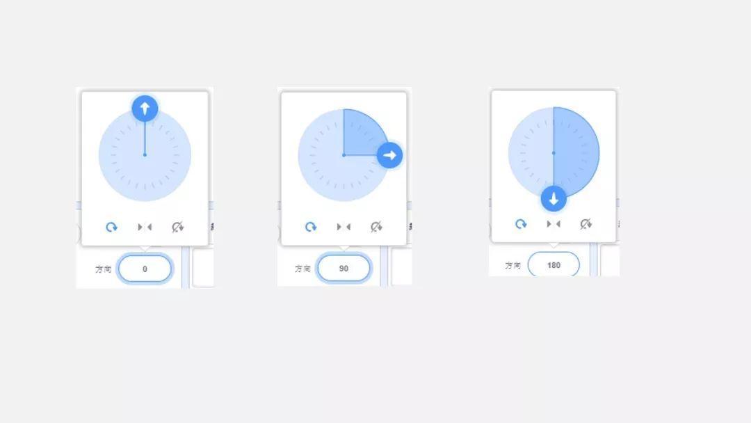 青少年Scratch编程教程 第三节 坐标 角度 负数