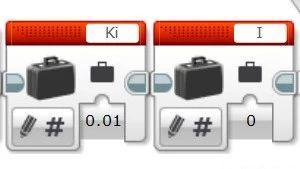 【 EV3基础应用 】课题七:PID巡线的 I ,到底是什么?