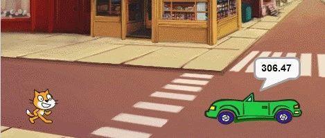 【Scratch视频教程】第13讲:相向而行自动停止运行