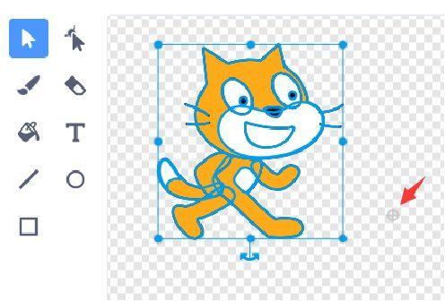 12.Scratch编程小游戏——天上掉馅饼