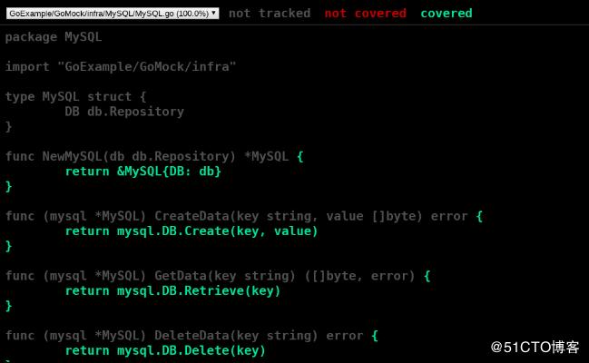 Go语言开发(二十一)、GoMock测试框架