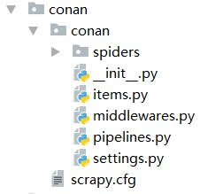 Python网络爬虫实战之十三:Scrapy爬取名侦探柯南漫画集